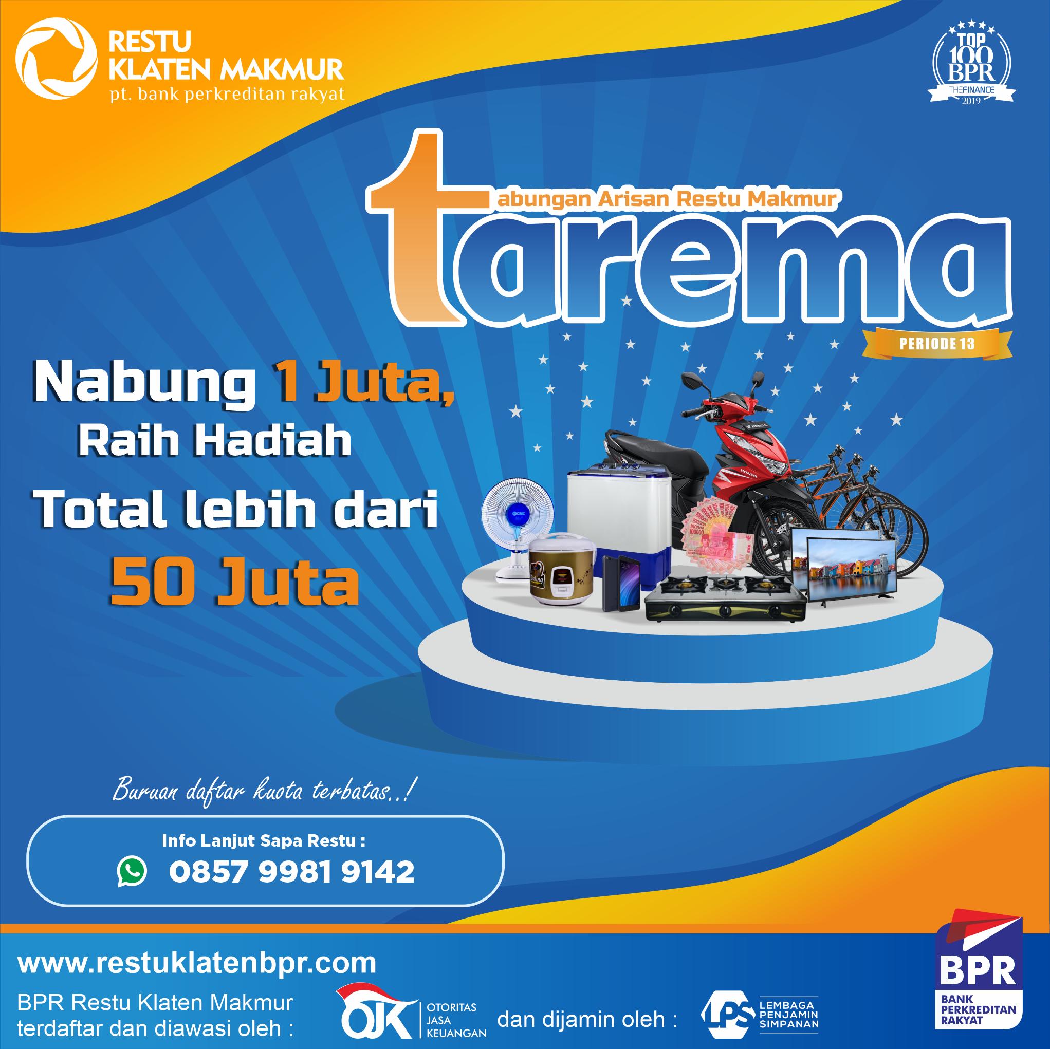 Tabungan Tarema